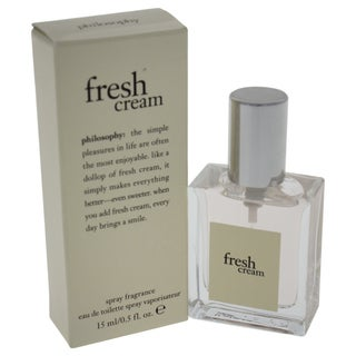 Philosophy Fresh Cream Women's 0.5-ounce Eau de Toilette Spray