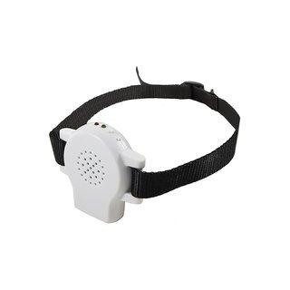 ALEKO Audio Commands Ultrasonic Electronic Bark Stopper Collar