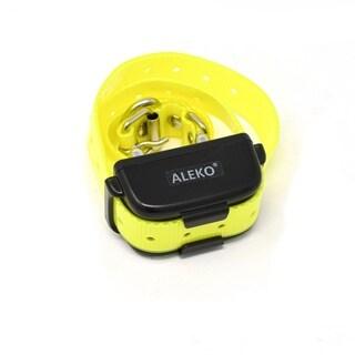 ALEKO Waterproof Remote Dog Training Collar Tone Vibration Shock