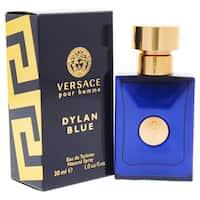 Versace Pour Homme Dylan Blue Men's 1-ounce Eau de Toilette Spray
