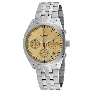 Bulova Men's 96B239 'Accutron II' Chronograph Stainless Steel Watch