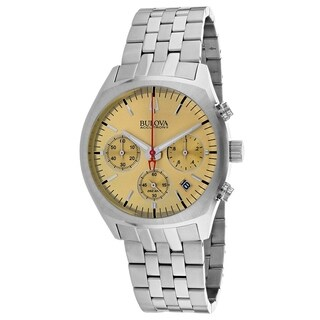 Bulova Men's Accutron II Chronograph Stainless Bracelet Watch