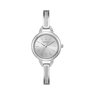 Caravelle NY Women's 43L200 Stainless Crystal Accent Bracelet Watch