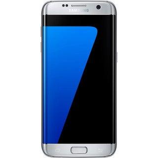 Samsung Galaxy S7 Edge G935V 32GB Verizon CDMA LTE Quad-Core Phone w/ 12MP Camera - Silver (Refurbished)