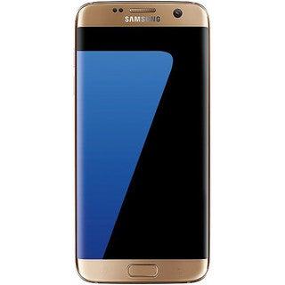Samsung Galaxy S7 Edge G935V 32GB Verizon CDMA LTE Quad-Core Phone w/ 12MP Camera - Gold (Refurbished)