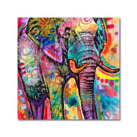 Dean Russo 'Elephant' Metal Art