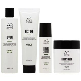 AG Hair Keratin Repair 4-piece Set