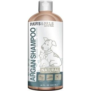 Paws & Pals Natural Pet Shampoo - Medicated Formula Wash