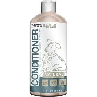 Paws & Pals Natural Pet Conditioner - Medicated Formula Wash
