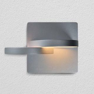 "VONN Lighting VMW17000AL Eclipse 7"" Rotative LED Wall Sconce Silver"