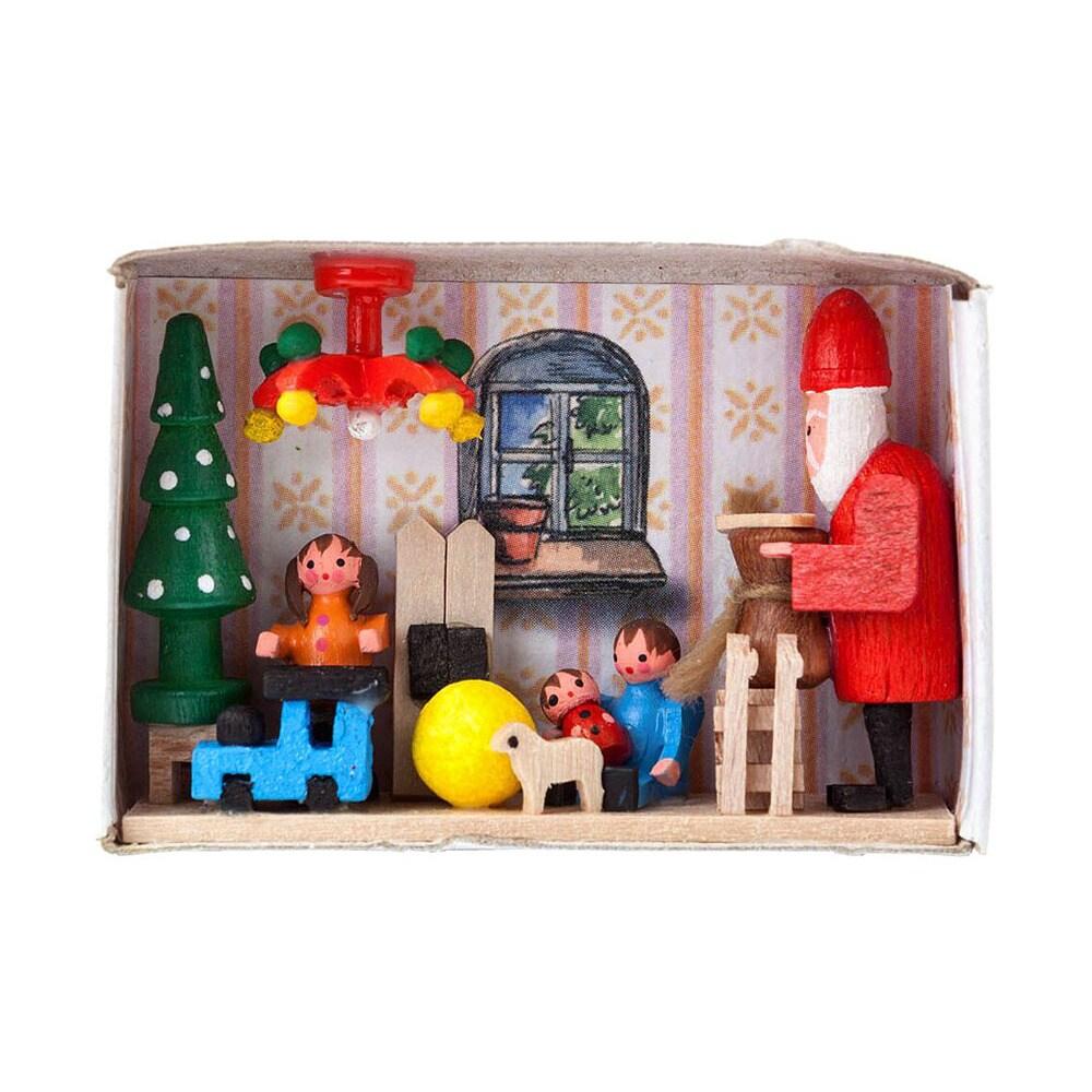 Alexander Taron Dregeno Matchbox - Santa in Workshop - 1....