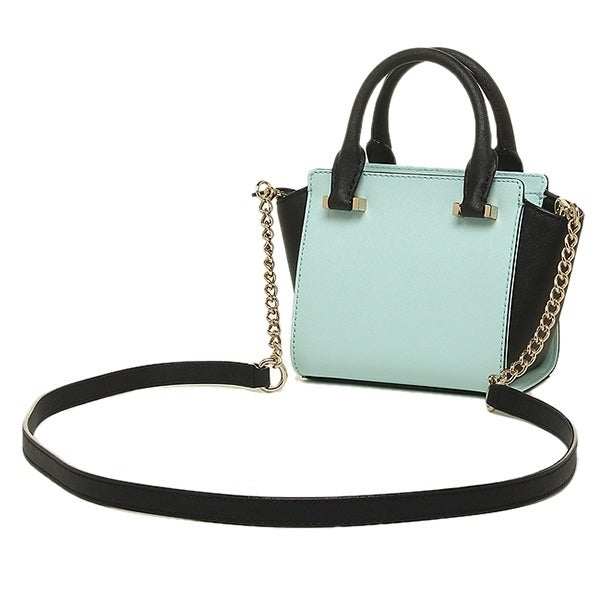 4c3290d28 Shop Kate Spade New York Women's Cedar Street Mini Hayden Crossbody bag  Grace Blue/Black - Free Shipping Today - Overstock - 19218061