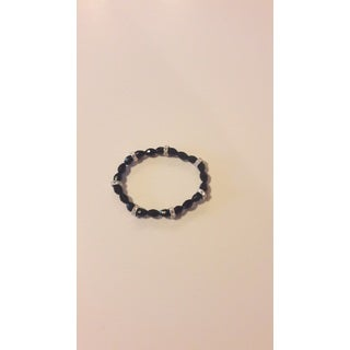 Exquisite Glass Beaded Bracelet