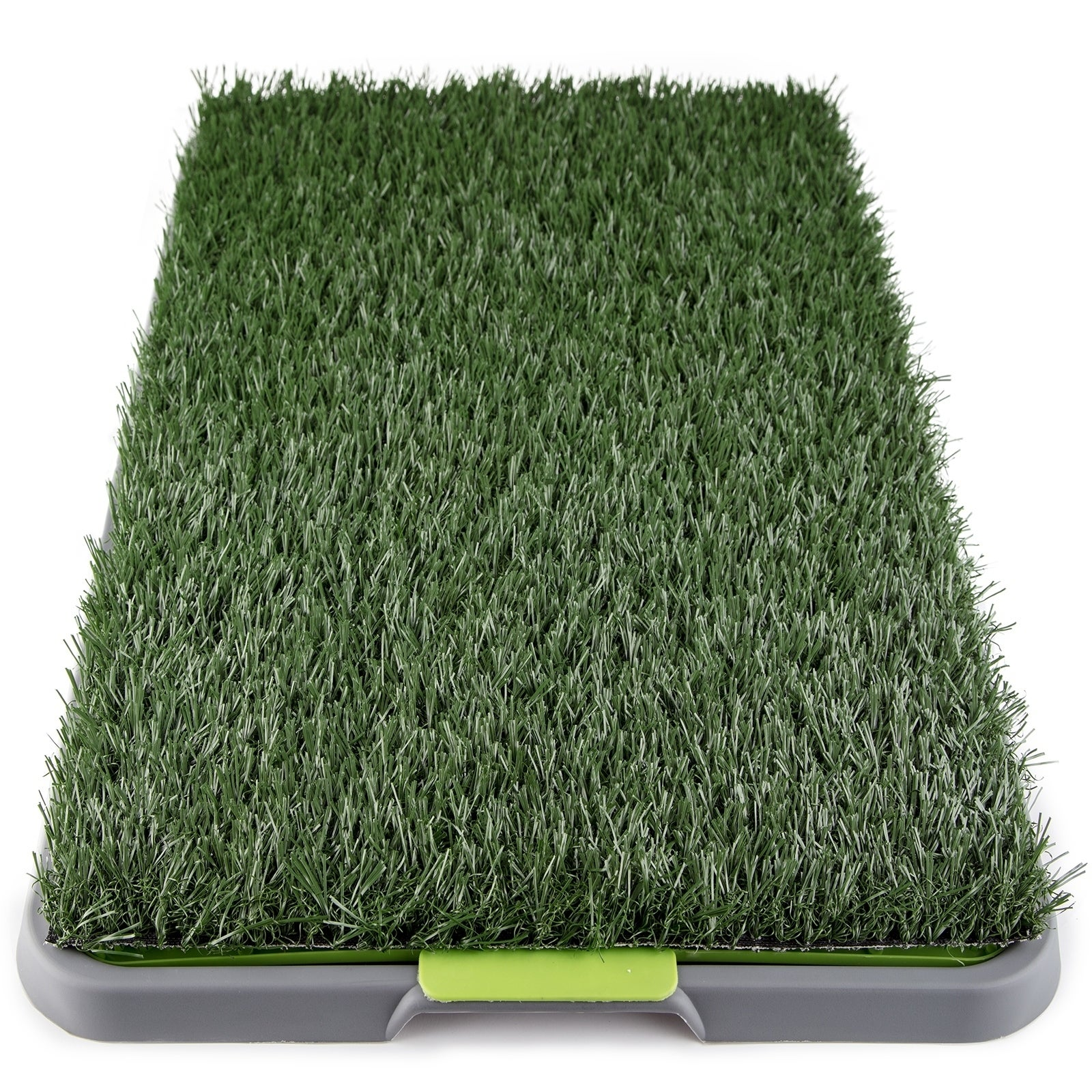 Paws & Pals Pet Potty Training Synthetic Grass (Green) Pe...