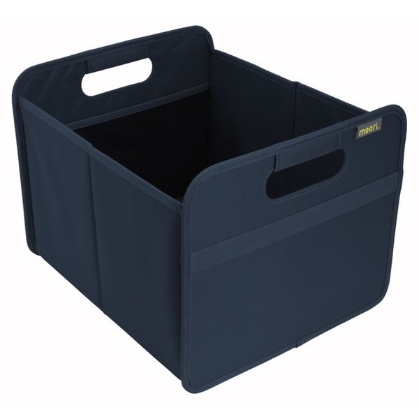 Superbe Meori Classic Medium Folding Fabric Storage Box, Solid