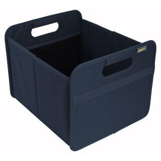 Meori Classic Medium Folding Fabric Storage Box, Solid
