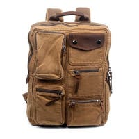 TSD Brand Ridge Valley Backpack