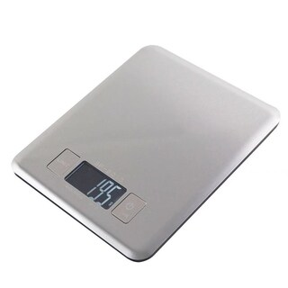10kg Stainless Steel Electronic Kitchen Scale Food Weighing Postal