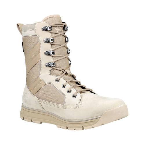 Shop Men s Timberland Field Guide Tall Boot Tan Nubuck - Free Shipping  Today - Overstock - 19220297 293f953a495e