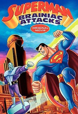 Superman: Brainiac Attacks (DVD)