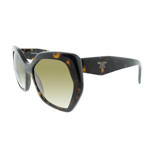 Prada Damen Mod.16RS Sonnenbrille, Black/Brown gradient