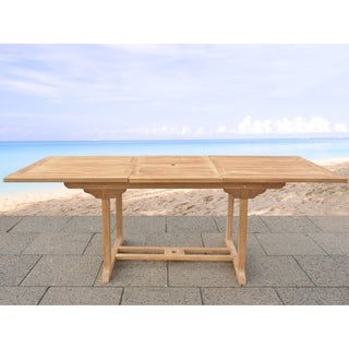 Patio Table - Outdoor Table - Acacia Wood - JAVA