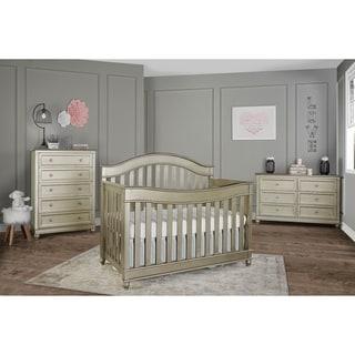Evolur Hampton 5 in 1 Convertible Crib