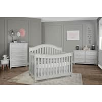 Evolur Hampton 5 in 1 Convertible Crib