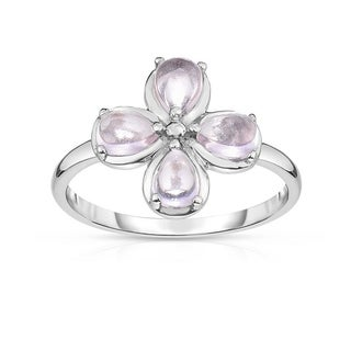 Kipling Kids Sterling Silver Pink Flower Ring (3 options available)
