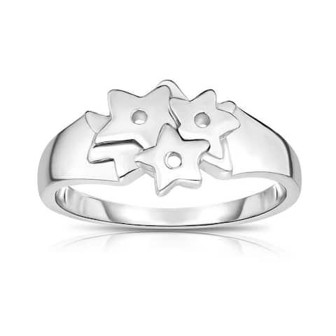 Kipling Kids Sterling Silver Star s Ring