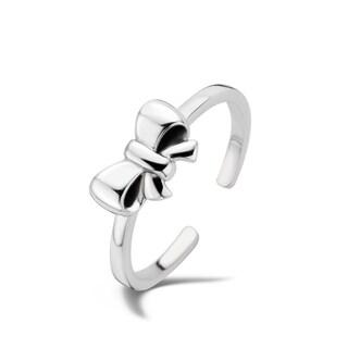 Kipling Kids Sterling Silver Bow Open Ring