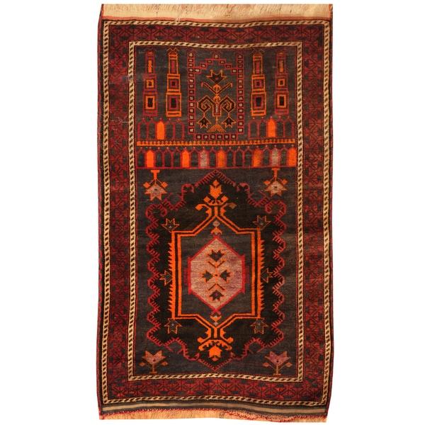 Shop Handmade Herat Oriental Afghan Hand-knotted Tribal