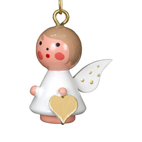 Alexander Taron Christian Ulbricht Holiday Christmas Home Angel Ornament