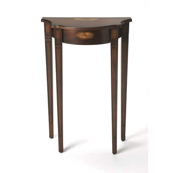 Butler Chester Plantation Cherry Console Table