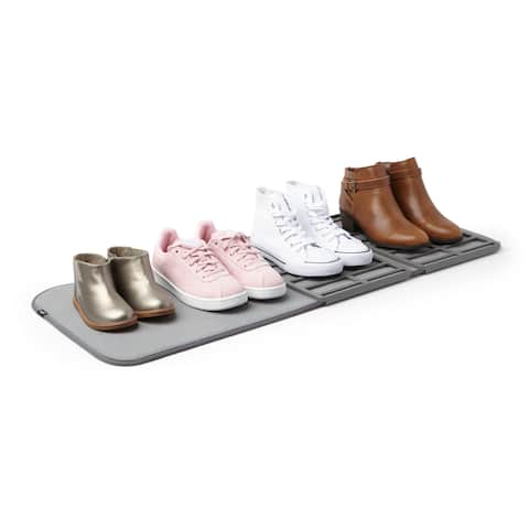Umbra Shoedry Indoor Shoe Rack Quick Drying Mat