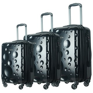 HyBrid Travel Sopron 3 Piece Luggage Set