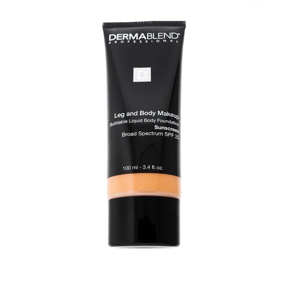 Dermablend Leg & Body Makeup SPF 25 Medium Bronze