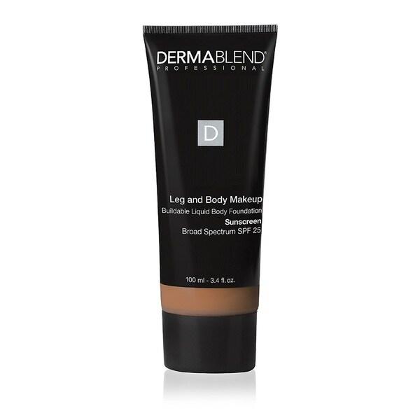 Dermablend Leg & Body Makeup SPF 25 Medium Bronze