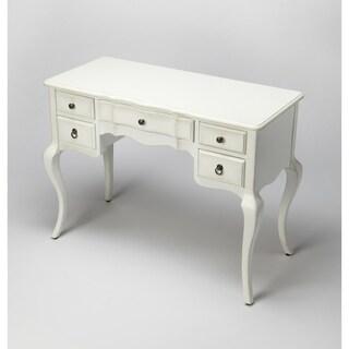 Butler Sadie Cottage White Writing Desk