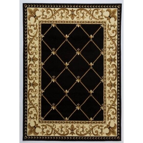 Shop Antep Rugs Kashan King Collection Ephesus Geometric