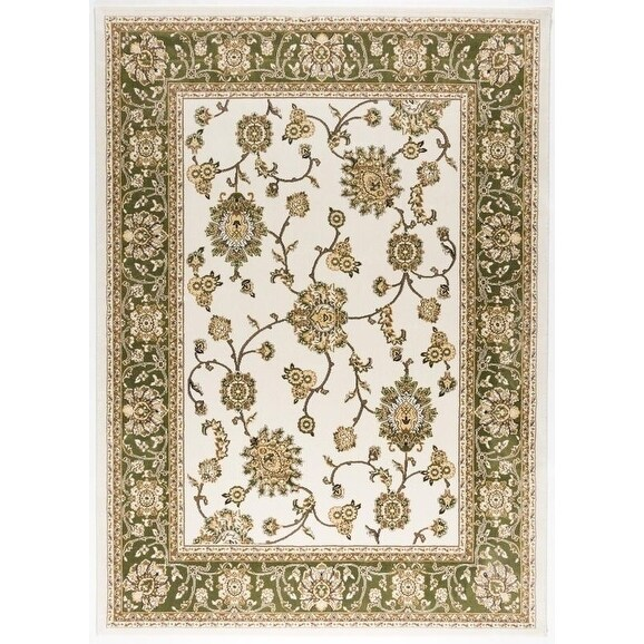Shop Antep Rugs Shahrazad Collection Recency Classy Floral Area Rug