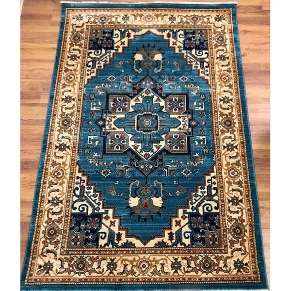 Oriental Rugs Jupiter Florida: Shop Antep Rugs ORIENTAL Collection TEBRIZ Oriental Area