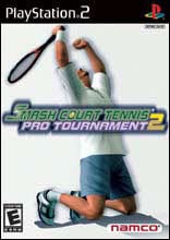 PS2 - Smash Court Tennis Pro Tournament 2