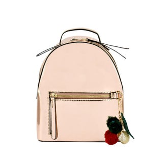LANY 'Matilda' Metallic Fashion Backpack