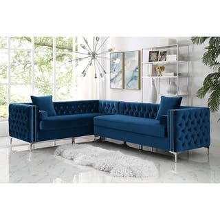 chaise with product hover piece blue leon sectional room sectionals facing s living right item to furniture tammy zoom