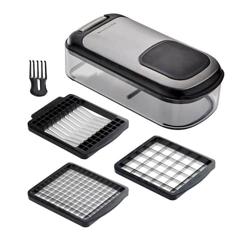 Kitchenaid Gourmet 3 In 1 Chopper And Slicer
