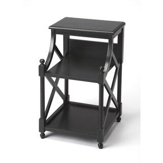 Butler Gentry Black Book Table