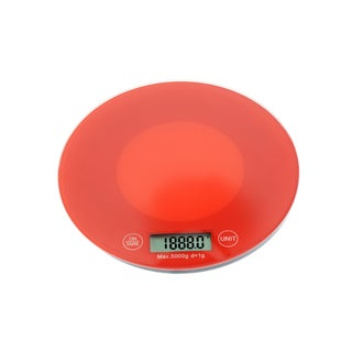 Chef's Circle Digital Kitchen Scale (Option: Red)