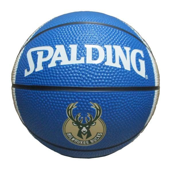 Milwaukee Bucks NBA 7 Inch Mini Basketball