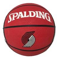 Portland Trail Blazers NBA 7 Inch Mini Basketball